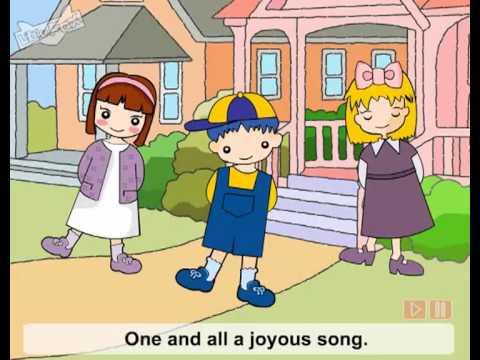 兒童詩歌 – 頁面 8 – CantonHymn 詩歌Chord譜平臺