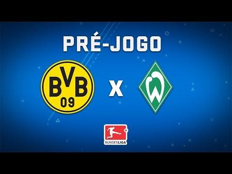 PRÉ-JOGO AO VIVO! Veja os momentos antes de Borussia Dortmund x Werder Bremen pela Bundesliga!