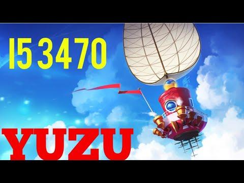Yuzu Crash Fix
