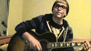 Children of Divorce- Jonny Craig Acoustic Cover by: Nathaniel Perkins