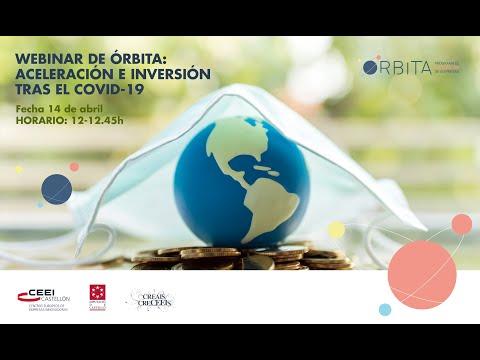 """Webinar """"Aceleración e inversión tras el Covid-19"""" con Mathieu Carenzo[;;;][;;;]"""