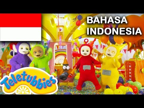 ★Teletubbies Bahasa Indonesia★ Pesta ★ Full Episode - HD | Kartun Lucu 2018