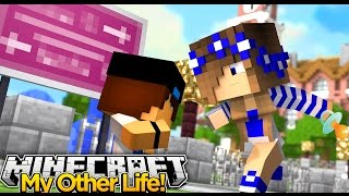 My Other Life #2-MEETING MY NEW FAMILY (Minecraft Roleplay)