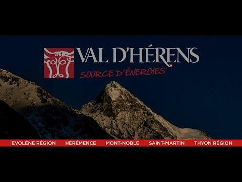 Aktivitäten im Val d'Hérens