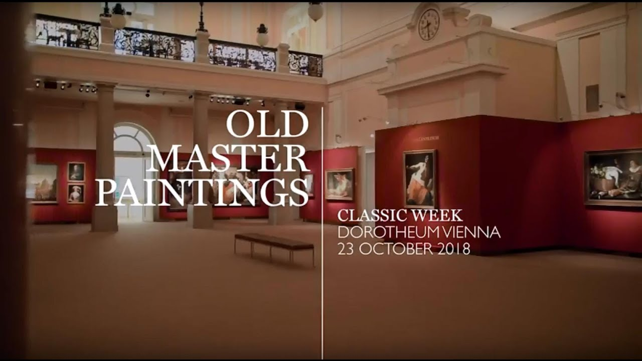 Old Master Paintings | Preview