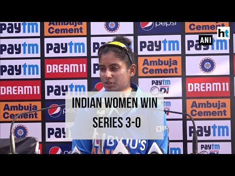 Ind vs SA women   Mithali Raj heaps praise on spinners after India win series