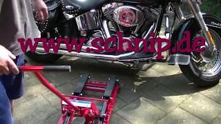 Motorrad Lifter , Motorrad Heber, Motorradheber ,Motorradhebebühne