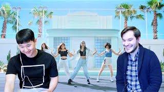 "Gfriend 여자친구 ""Fever"" (열대야) MV Reaction (w My Friend Jinho)"