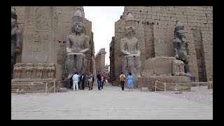 Luxor Egypt: Comparing Pre-dynastic And Dynastic Constructions