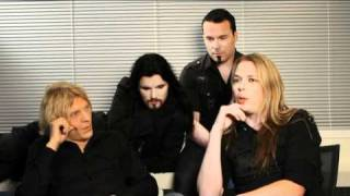 Apocalyptica - describing 'Broken Pieces' (Song 6/10 of '7th Symphony')