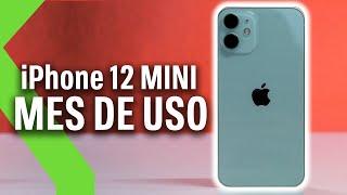 iPhone 12 MINI Mes de uso | Convence POR Y A PESAR del tamaño