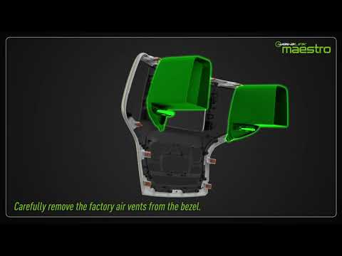 Video tutorial showing how to complete the  installation of the JGC1 and Maestro module.