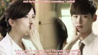 Why did you come now ( I hear your voice OST ) - Jung Yup [vietsub - engsub - romanization]
