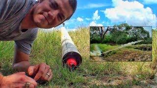 Ракета из огнетушителя | Разрушительное ранчо | Перевод Zёбры