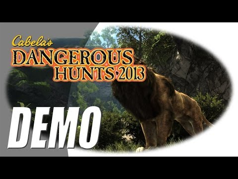 Cabela's Dangerous Hunts 2013 DEMO (Xbox360 Gameplay) Mp3