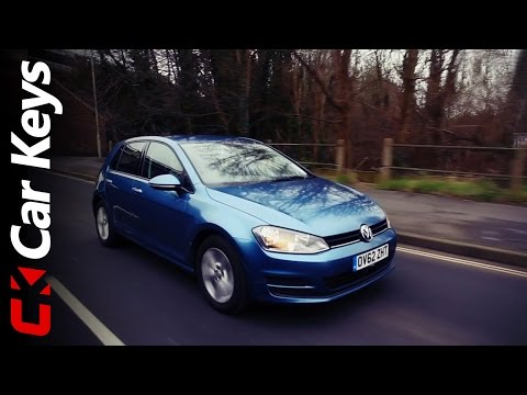 VW Golf 2013 review - Car Keys