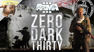"Zero Dark Thirty: Full ""Neptune Spear"" mission recreation in ARMA 3"