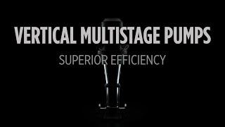 EV Vertical Multistage pumps