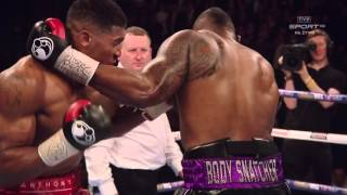 Anthony Joshua vs Dillian Whyte HD 12.12.2015