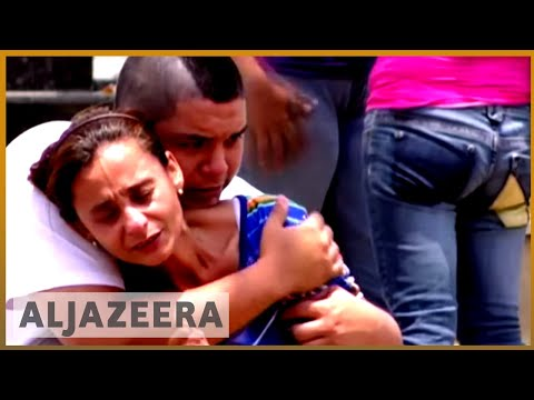 🇻🇪 Funerals held for Venezuela's prison fire victims | Al Jazeera English