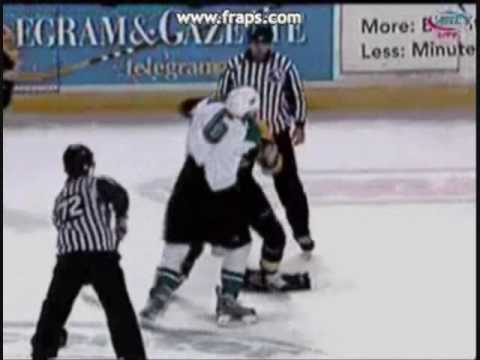 Brad Staubitz vs. Jeremy Reich