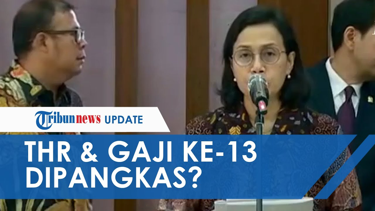 Pendapatan Negara Anjlok, Presiden Jokowi Pertimbangkan Pembayaran Gaji Ke-13 dan THR Tahun 2020