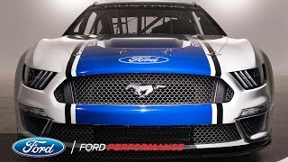 NASCAR Cup Series Ford Mustang Unveiled | Ford Performance