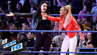 Top 10 SmackDown LIVE moments: WWE Top 10, May 15, 2018 - Video Youtube