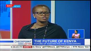 Marilyne Kamuru: The thing that concerns me most is the tone in our leaders