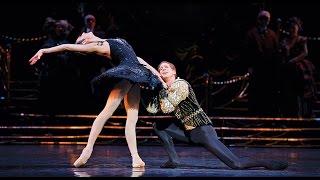 Swan Lake – Entrée and Adage from the Black Swan pas de deux (The Royal Ballet)