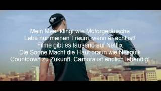 Palmen aus Plastik (Lyrics) Bonez MC (Lyrics Video)
