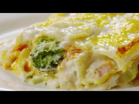 Low-Cost Vegetarian Lasagna Recipe