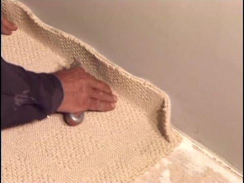 Ковролин укладка на пол своими руками