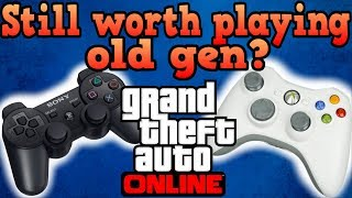 Old gen GTA Online... is it worth playing today?