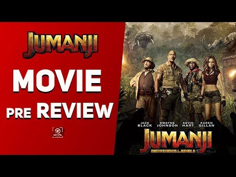 Jumanji - The Next Level Pre Review | Dwayne Johns..