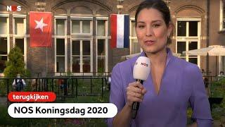 TERUGKIJKEN: NOS Koningsdag 2020