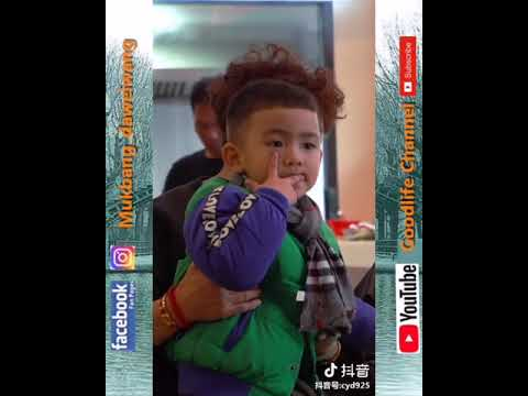 抖音 Goodlife Channel 娛樂分享 大胃王小鹿 daweiwang , king of the eaters 使勁的吃 拚命吃 #001