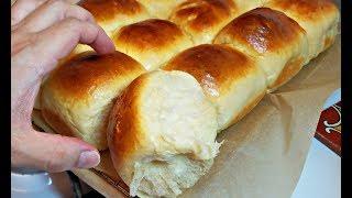 Soft Dinner Rolls Recipe | How to make Fluffy Rolls | Sweet Milk Rolls Recipe