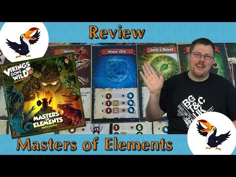 Masters of Elements Review