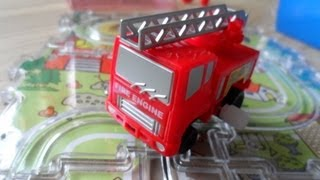 preview picture of video 'MICRO CLOCKWORK FIRE ENGINE JUPITER GREAT FOR TRAVEL'
