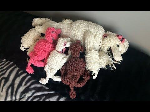 Rainbow Loom Dog Collar Download link Youtube:...