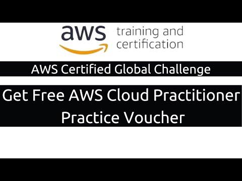 Get AWS Cloud Practitioner Practice Voucher | AWS Certified Global ...