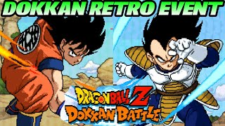 dokkan battle retro mode how to get secret characters - TH-Clip
