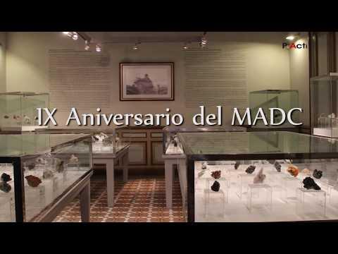 IX Aniversario del Museo de Minerales Andrés Del Castillo