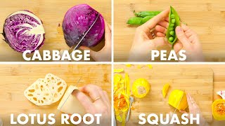 How To Chop Every Vegetable | Method Mastery | Epicurious