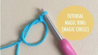 How to Crochet - Magic Ring (or Magic Circle)