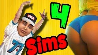 Sims 4 - Саня Мр. Пикапер - №2