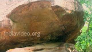 Bhimbetka Rock Shelter 12