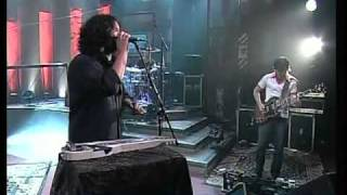 dredg - Lightswitch & Saviour (live on The Daily Habit)