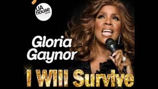 Gloria Gaynor   I Will Survive (DJ Ozeroff & DJ Sky Remix) 2013   Www.skydj.pdj.ru